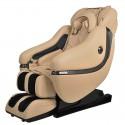Zero Gravity Heated Reclining L-Track Supreme Massage Chair in Beige (DLA02-B)
