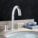 Basin&Sink Faucet - Lead Free Brass with Chrome Finish (DK-YDL-2512CH)