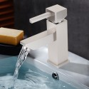 Basin&Sink Faucet - Brushed Brass with Lead Free (DK-YDL-6001ABN)