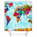 "Fashionable Bathroom Waterproof Shower Curtain, 70"" W x 72"" H (DK-YT004)"
