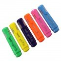 Highlighters with Chisel Point, Non-erasable, 12/Pack (DK-PML1001)