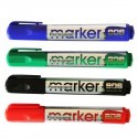 Permanent Marker, Bullet Point, 12/pack (DK-PMP806)
