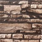 Stonewall Wallpaper / Rustic Stones PVC Room Wall Decoration (57 sq.ft/Roll) (DK-SE452003)