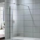 47 x 75 In. Walk-in Frameless Shower Door (DK-D201-120)