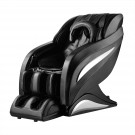 Zero Gravity Heated Reclining L-Track Massage Chair in Black (DLA09-A)