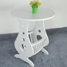 23.6''D Round Wood Coffee Table (JI3244)