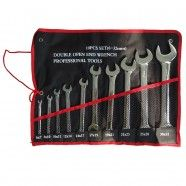 10 pieces Double Open-End Wrench Set (WLDTK-02)