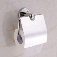 Toilet Tissue Holder - Chrome Brass (80751)