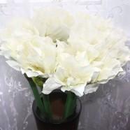 """Artificial Clivia Flower/Piece - 20"""""""