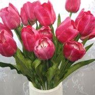"""PU Artificial Tulip Flower/Piece - 26"""""""