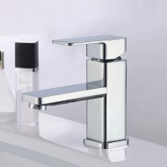 Basin&Sink Faucet - Brass with Chrome Finish (81H36-CHR-012)