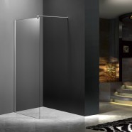 40 In. (100 cm) Walk-in Frameless Shower Enclosure (DK-MS-WG-01)