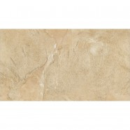 24 x 12 In. Beige Porcelain Floor Tile - 8 Pcs/Case (15.50 sq.ft/Case) (MO60A-2)