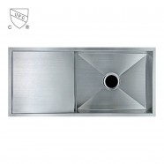Stainless Steel Single Bowl Kitchen Sink (ABR2918-R0)