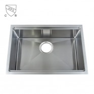 28 x 19 In. Stainless Steel Single Bowl Kitchen Sink (ALR2819-R10)