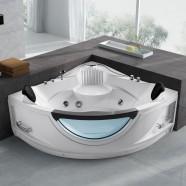 59 In Whirlpool Tub - Acrylic White (DK-Q319)
