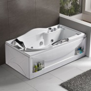 69 In Whirlpool Tub - Acrylic White (DK-Q314)