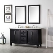 60 In. Bathroom Vanity Set without Mirror (DK-6560-E)