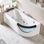 67 In Whirlpool Tub - Acrylic White (DK-Q307N-R)