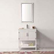 30 In. Freestanding Bathroom Vanity (DK-5930-W)