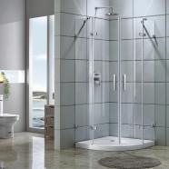 35 x 35 x 75 In. Shower Enclosure (DK-D301-90)