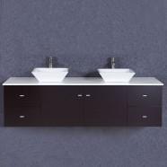 72 In. Wall Mount Bathroom Vanity (DK-T9147-V)