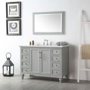 48 In. Bathroom Vanity Set (DK-6548-CG-SET)