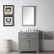36 In. Bathroom Vanity Set (DK-6636-CG-SET)