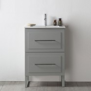 24 In. Freestanding Bathroom Vanity (DK-6824-CG)