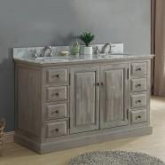 60 In. Freestanding Bathroom Vanity (DK-WK9460)