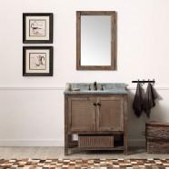 36 In. Freestanding Bathroom Vanity Set (DK-WH6236-BR-SET)
