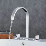 Basin&Sink Faucet - Brass with Chrome Finish (83H04-CHR)
