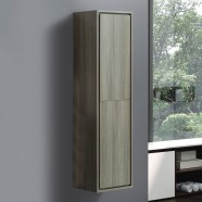16 x 60 In. Wall Mount Linen Cabinet (VSW8001-S)