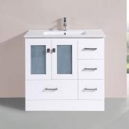 36 In. Plywood Vanity with Basin (DK-T9312-36WV)