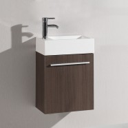 18 In. Plywood Vanity with Basin (DK-TH20160A-V)