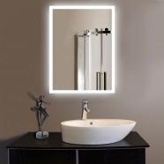 24 x 32 In LED Bathroom Mirror with Infrared Sensor (DK-OD-N031-G)