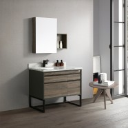 40 In. Vanity Set with Mirror and Basin (G8295-SET)