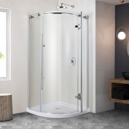 36 In. Round Shower Door (DK-CV3001-6)