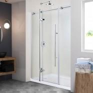 60 In. Pivot Shower Door (DK-CV3003-8)