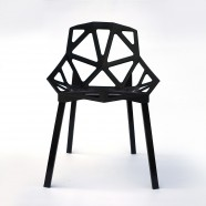 Black Chair (T878E007-BK)