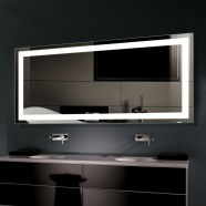 60 x 28 In LED Bathroom Mirror with Infrared Sensor (DK-OD-CK010-CG)