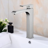 Basin&Sink Faucet - Chrome Finished Brass (81H44T-CHR-B)