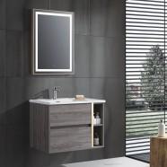 31 In. Wall Mount Bathroom Vanity Set with LED Mirror (FB-G8320-SET)