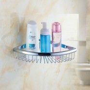 Bath Organization - Chrome Brass (616)