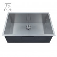Stainless Steel Handmade Kitchen Sink (DK-SC-AS3018-R0)