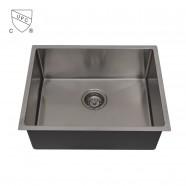 Stainless Steel Single Bowl Kitchen Sink (DK-SC-AR2318-R10)