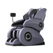 Zero Gravity Heated Reclining S-Track Massage Chair (A06-B)