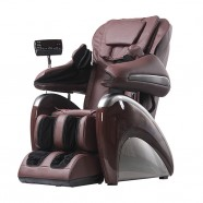 Zero Gravity Heated Reclining S-Track Massage Chair (A05-1A)