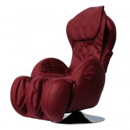 Heated Reclining Massage Chair in Red (B01-1B)