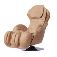 Heated Reclining Massage Chair in Beige (B01-1C)